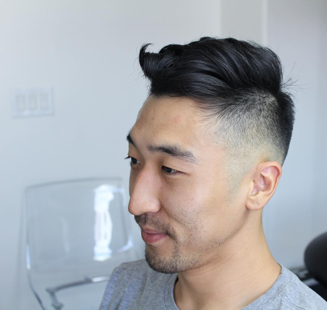 Undercut with Thick Waves