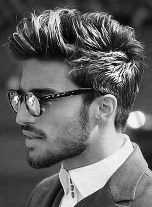 19 Classic Medium Menu0027s Hairstyles You Can Try In 2018 #grooming #hairstyles  #menshairstyles