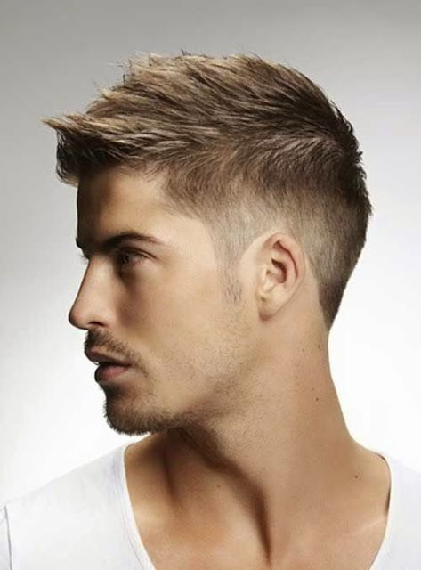 10 Awesomest Trending Men\'s Hairstyles On Pinterest Right ...