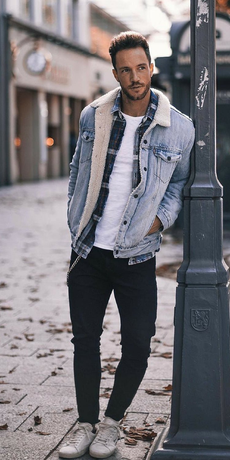 5 Dashing Fall Outfit Ideas For Men – LIFESTYLE BY PS