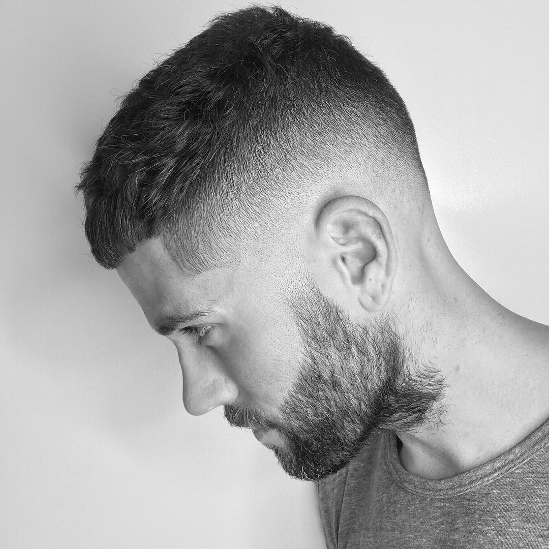 15 Short Hairstyles For Men Short Summer 2018 Mens Hairstyles
