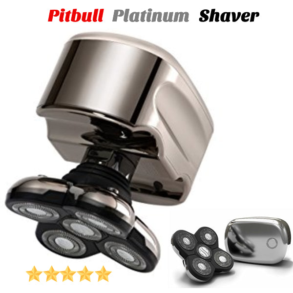 Bald electric shaver