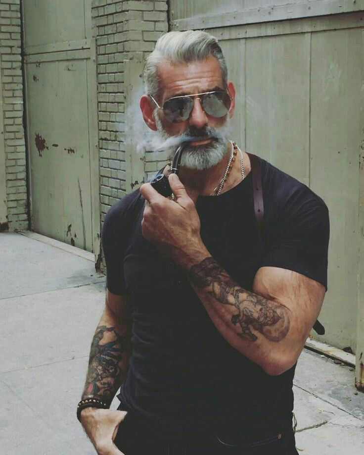 7 Coolest Salt  Pepper Beard Styles  Lifestyle By Ps-5602