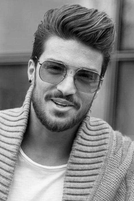 19 Classic Medium Men's Hairstyles You Can Try In 2018 #grooming #hairstyles #menshairstyles