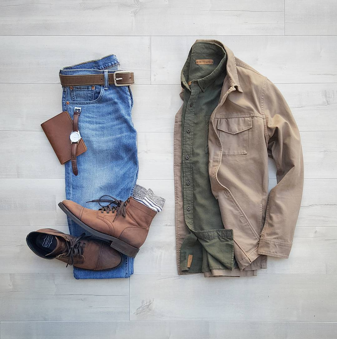 3 FRESH FALL OUTFITS FOR MEN #fallfashion #fallstyle