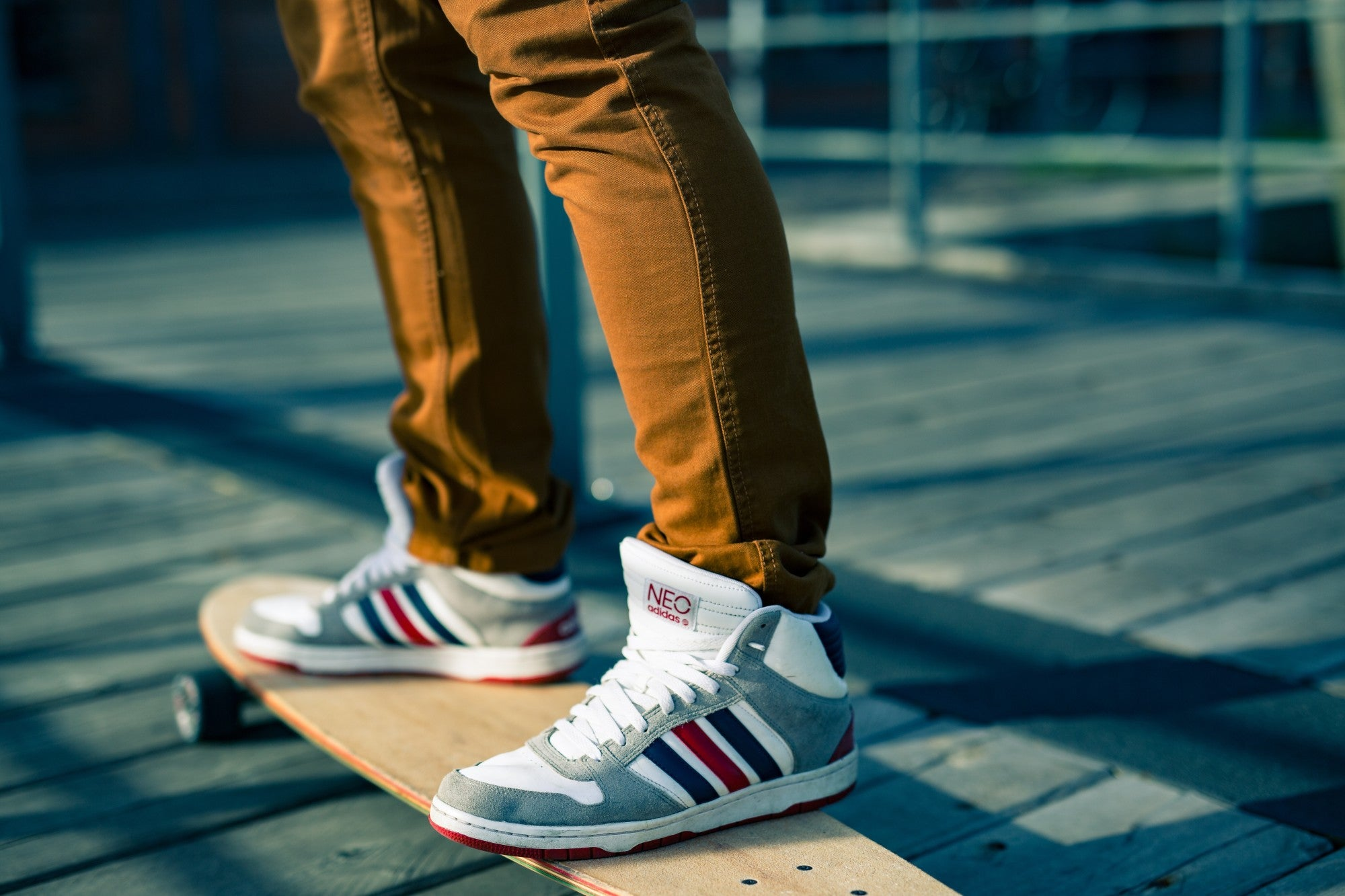 3 Types of Sneakers Every Dude Should Own