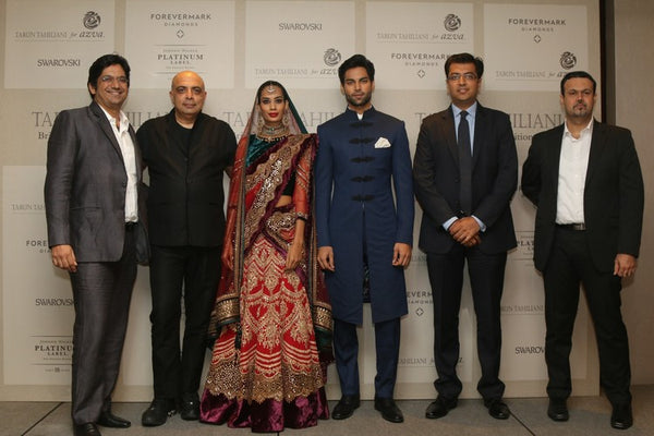 Tarun Tahiliani Indian Fashion Designer