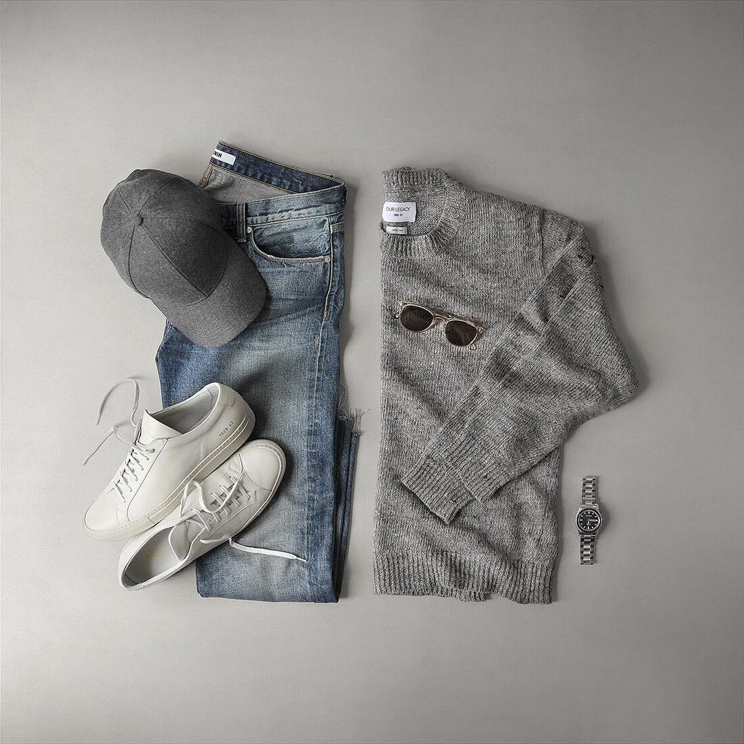 3 SMART   SWEATER OUTFITS   FOR MEN