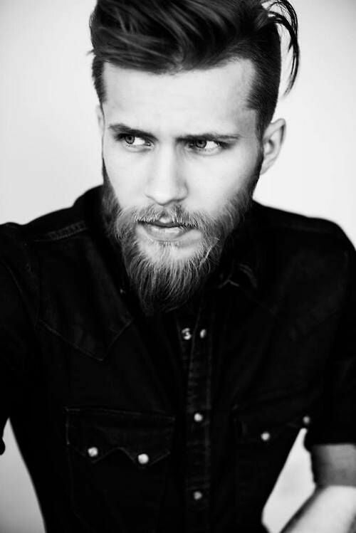 6 Sharp Beard Styles You Can Try - LIFESTYLE BY PS