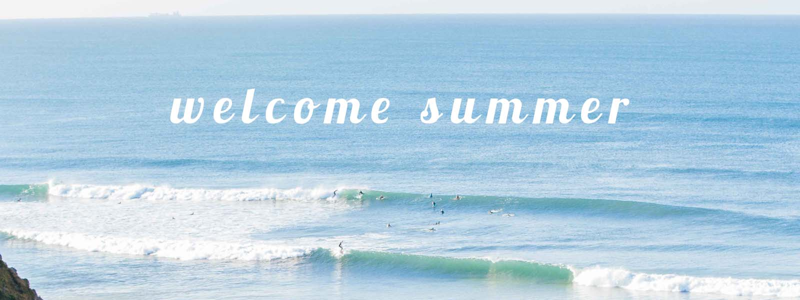 welcome summer lifestyle by ps