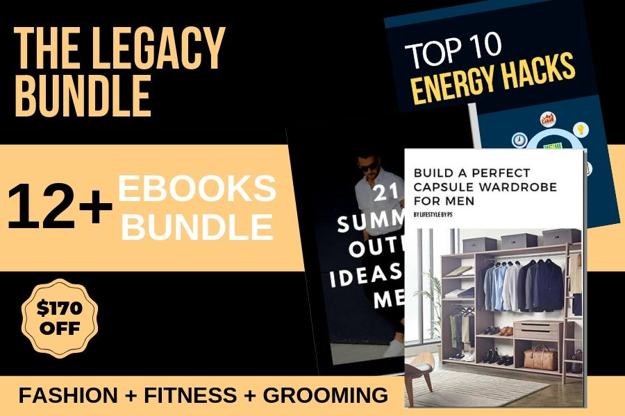 The Legacy Bundle (All Our eBooks 90% Off)