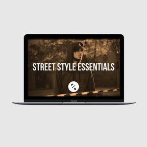 Free Ebook - Essential Street Style Wardrobe For Men - LIFESTYLE BY PS