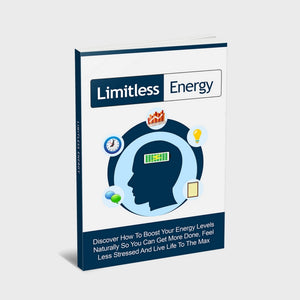 Limitless Energy (eBook) - LIFESTYLE BY PS