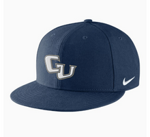 Load image into Gallery viewer, Nike Core True Flat Bill Hat, Navy
