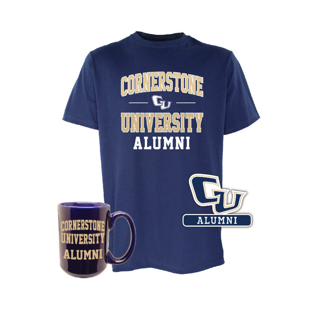 Cornerstone University Alumni Bundle