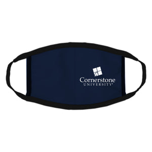 Spirit Apparel Newbury Face Mask, Navy