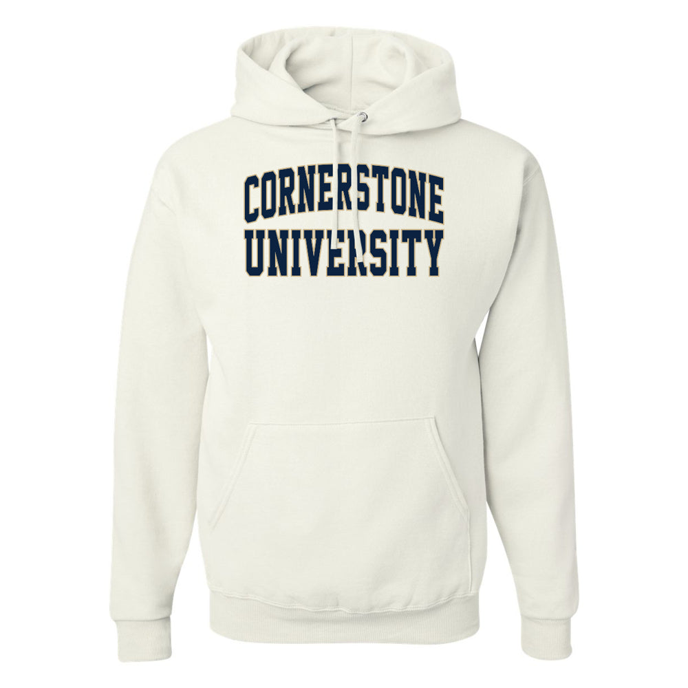 OnMission Hood Sweatshirt, White