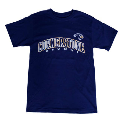 Champion Men's Alumni Tee, Navy