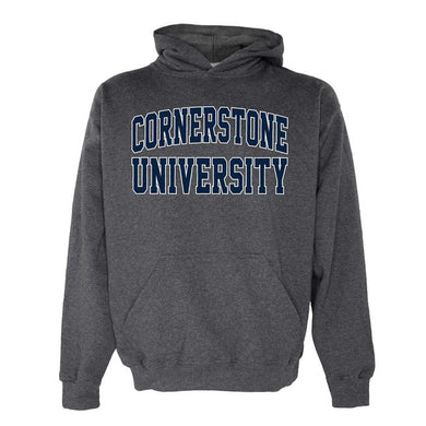 OnMission Hood Sweatshirt, Graphite