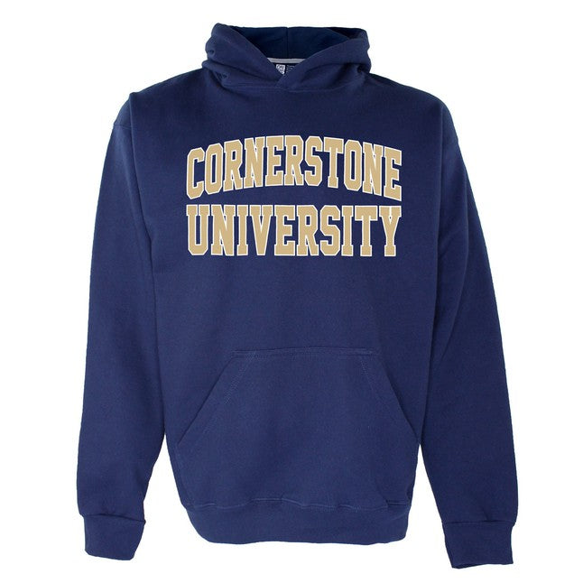 OnMission Hood Sweatshirt, Navy