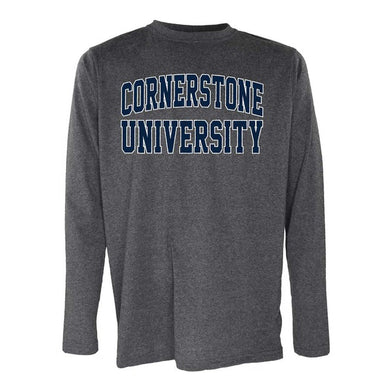 OnMission Long Sleeve Tee, Graphite