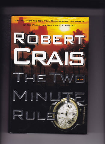 Crais, Robert - The Two Minute Rule