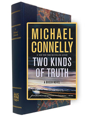 Michael Connelly - Two Kinds of Truth (Various Signed Editions)