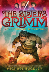 Michael Buckley - The Fairy Tale Detectives (The Sisters Grimm #1) - Paperback