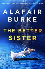 Alafair Burke - The Better Sister - Signed