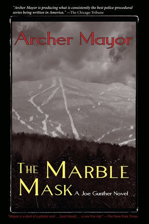 Mayor, Archer - The Marble Mask