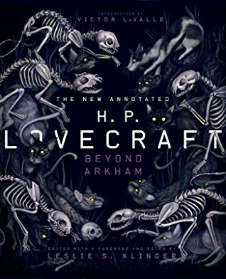 Leslie S. Klinger - The New Annotated H.P. Lovecraft: Beyond Arkham - Signed
