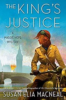 Susan Elia MacNeal - The King's Justice - To Be Signed
