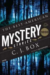 CJ Box and Otto Penzler - The Best American Mystery Stories 2020
