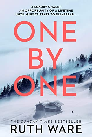 Ruth Ware - One By One - Signed UK