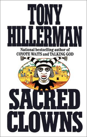 Hillerman, Tony - Sacred Clowns