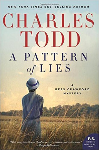 Todd, Charles, A Pattern of Lies