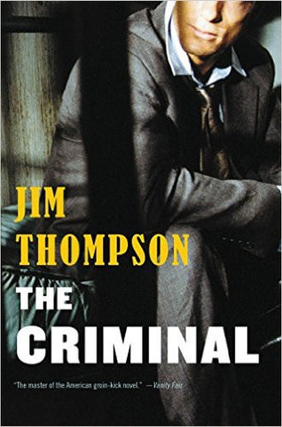 Thompson, Jim - The Criminal