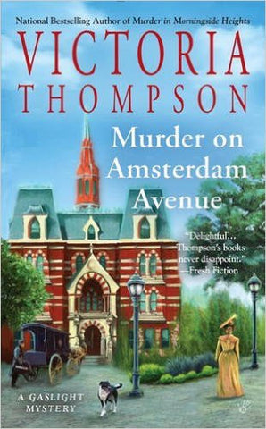Thompson, Victoria, Murder on Amsterdam Avenue