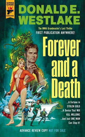 Donald E Westlake - Forever and a Death