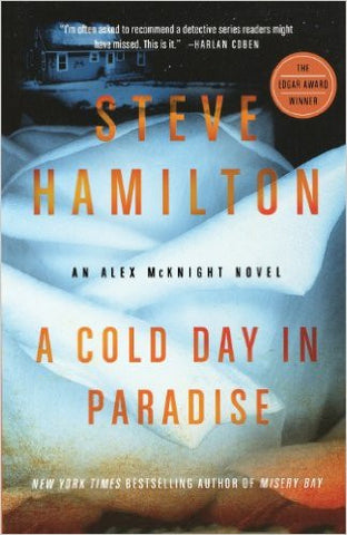 Hamilton, Steve, Cold Day in Paradise