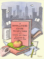 Cleo Le-Tan - A Booklover's Guide to New York - Signed