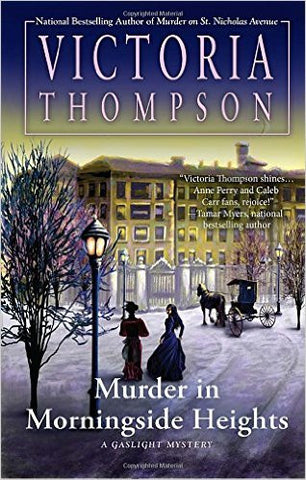 Thompson, Victoria, Murder in Morningside Heights