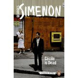Simenon, Georges, Cecile Is Dead