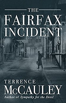 Terrence McCauley - The Fairfax Incident - SIGNED