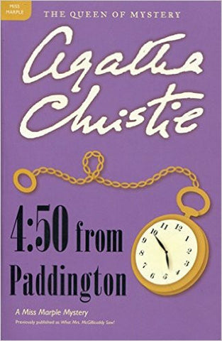 Christie, Agatha, 4:50 from Paddington; Miss Marple