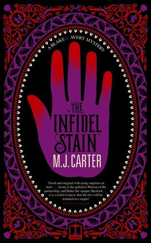 MJ Carter - The Infidel Stain