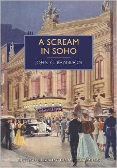 Brandon, John G. - A Scream in Soho