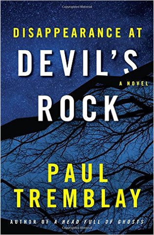 Tremblay, Peter, Disappearance at Devil's Rock