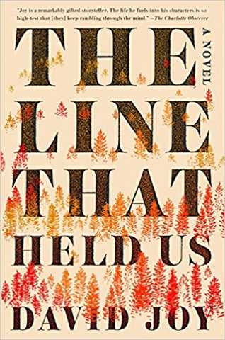 David Joy - The Line That Held Us - Signed