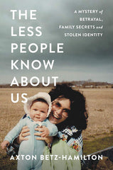 Axton Betz-Hamilton - The Less People Know About Us